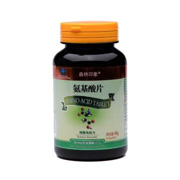 【健保通】森林印象氨基酸片 0.8g*60片