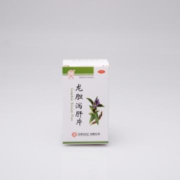 云昆 龙胆泻肝片 0.84g*80片*1瓶