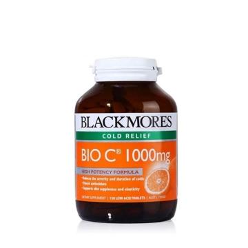澳洲澳佳宝Blackmores BIO维生素C 咀嚼片 150粒 1000mg