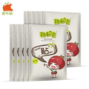 番茄派 韩版竹醋足贴 10袋/包邮