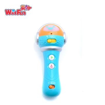 英纷 神奇麦克风 18m+ 儿童玩具话筒 早教唱歌乐器播放音乐