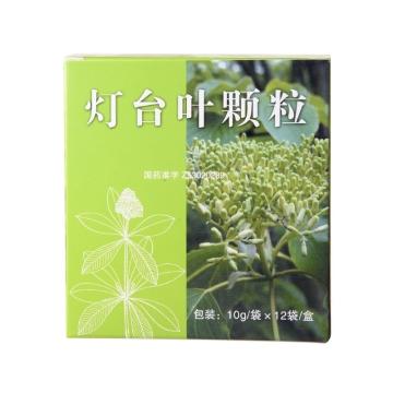 灯台叶颗粒 10g*12袋 云南海沣药业