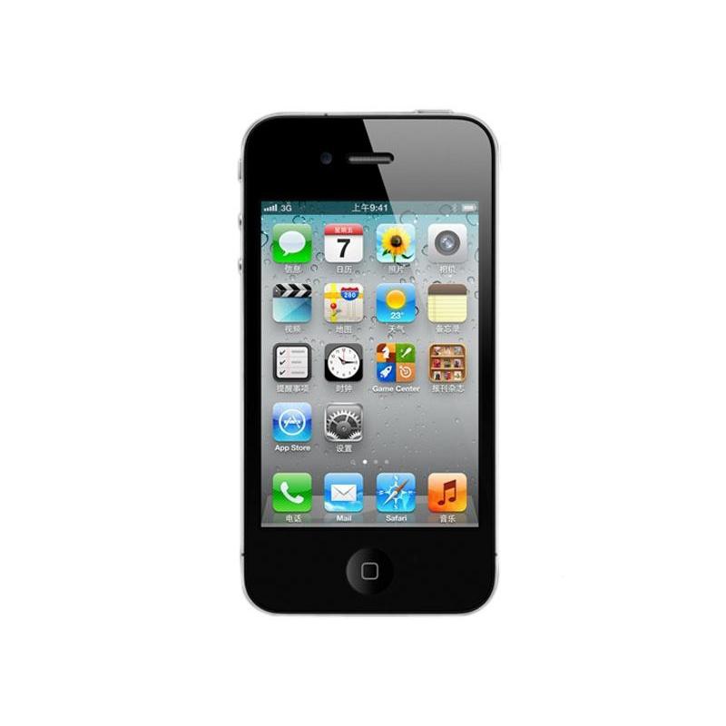 苹果手机 iphone4s主屏3.5英寸 单卡 内存8g 黑白双色