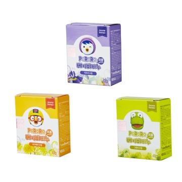 【韩国进口 国内仓发货】Pororo啵乐乐 香水香皂 80g*2