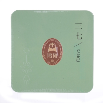 【瀚银通、健保通】三七 鸿翔30头铁盒250g 云南