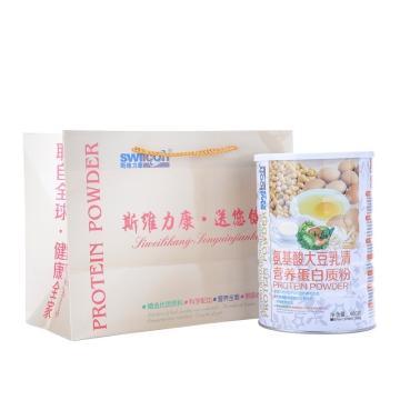 斯维力康 氨基酸大豆乳清营养蛋白质粉 1000g/瓶