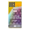 男子汉 韩国进口极限超薄003避孕套 安全套8只 成人用品