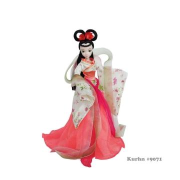 可儿 娃娃海棠仙子 9071 海棠仙子 神话中国风 关节体 古装芭比 女孩玩具