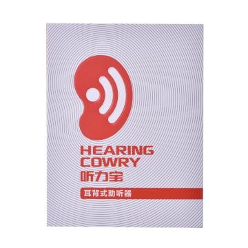 正康听力宝耳背式助听器 ZK-BTE4H
