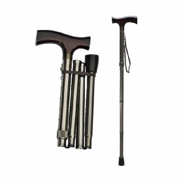 【瀚银通、健保通】鱼跃医疗手杖(折叠式) (80-90cm)YU830