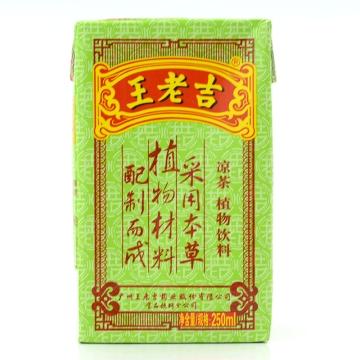 王老吉凉茶(植物饮料)_250ml