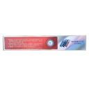云南白药牙膏金口健牙膏(口清新激爽橘玫) 130g*1支 祛除口腔异味 养护抑菌