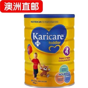 【澳洲直邮】Karicare/可瑞康普通装婴幼儿牛奶粉4段  900g*6 包邮