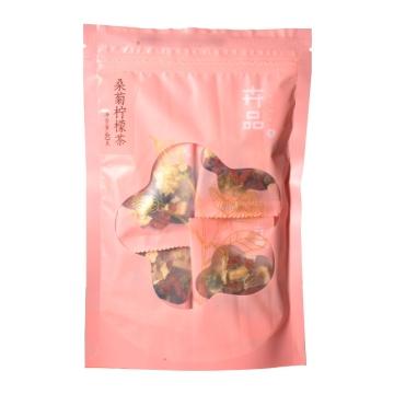 【健保通】卉品桑菊柠檬茶 塑袋40g(4g*10袋) 星际元