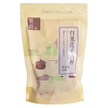 【健保通】膳尚白果莲子汤料 塑袋120g(30g*4袋) 星际元