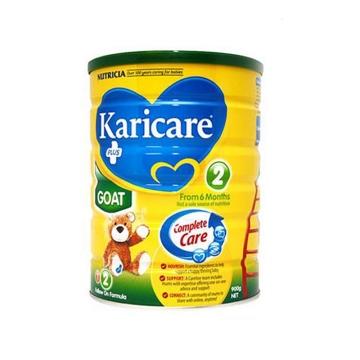 新西兰Karicare可瑞康婴儿羊奶粉2段(6-12个月宝宝)900g*2