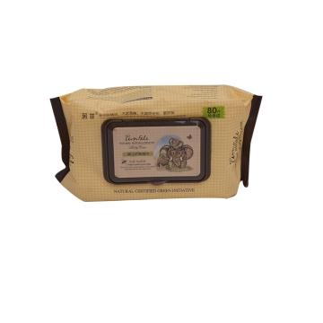 润菲 婴儿护肤湿巾 200mm*150mm*80片 RFOH054