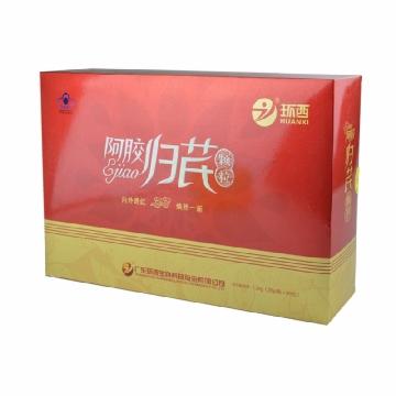 【健保通】环西牌阿胶归芪颗粒 礼盒 20g*60包