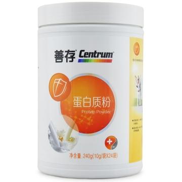 【瀚银通、健保通】善存蛋白质粉 10g*24袋