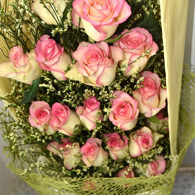 【一心到家】鲜花玫瑰礼盒