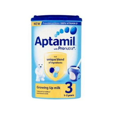 英国原装进口 爱他美Aptamil奶粉 3段 1-2岁使用 900g*2罐