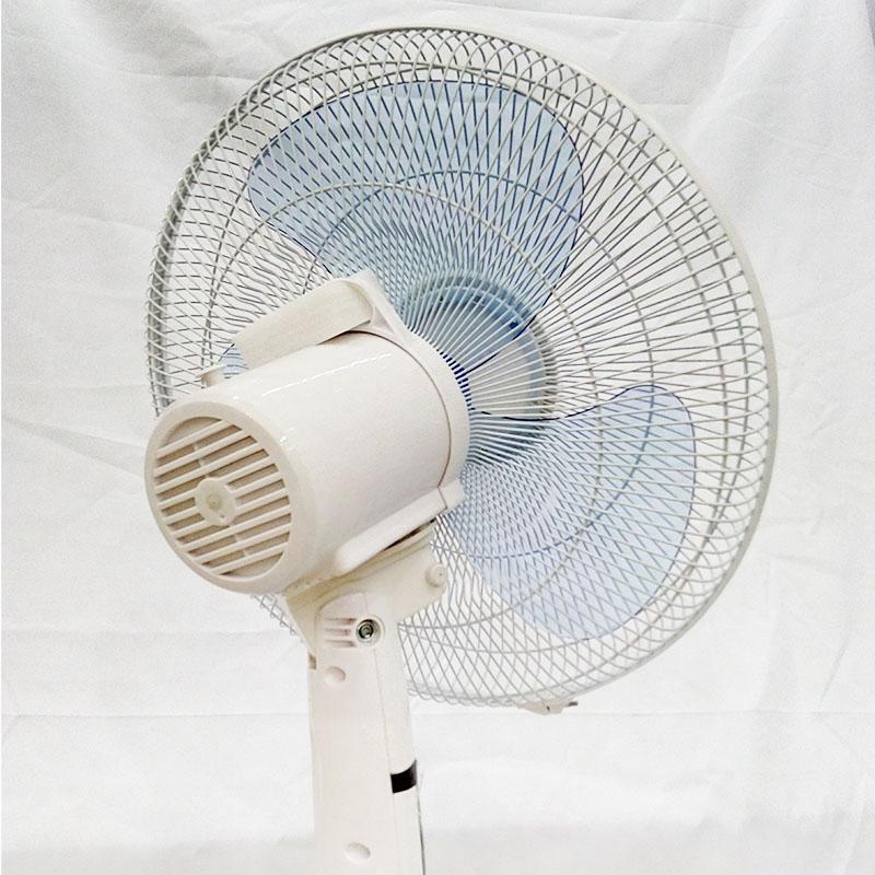 摇头立式定时功能三档调节风扇