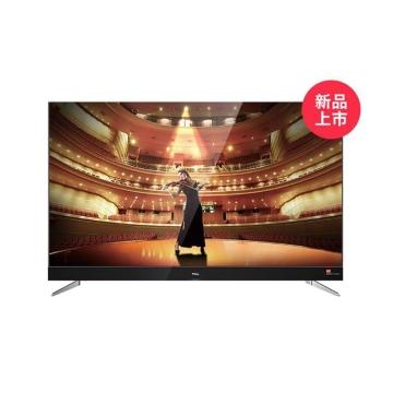 TCL 65C2 65英寸剧院电视 纤薄合金 高亮合金材质 34核处理
